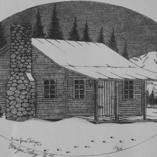 Little Log Home